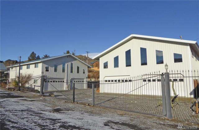 110 B St, Grand Coulee, WA 99133 (#1228805) :: Homes on the Sound