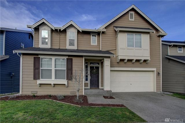1211 32nd Place NE, Auburn, WA 98002 (#1228867) :: Keller Williams Realty