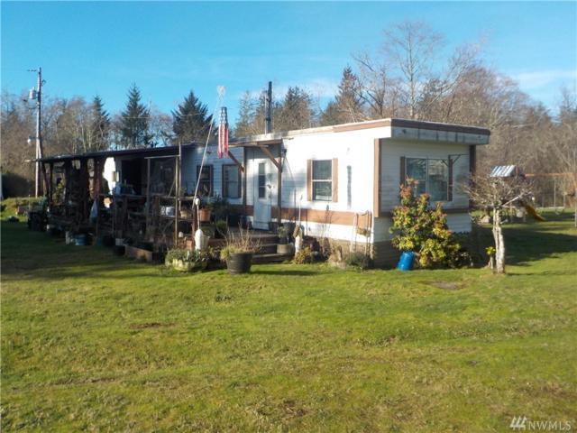861 State Rt 101, Chinook, WA 98614 (#1229137) :: Homes on the Sound