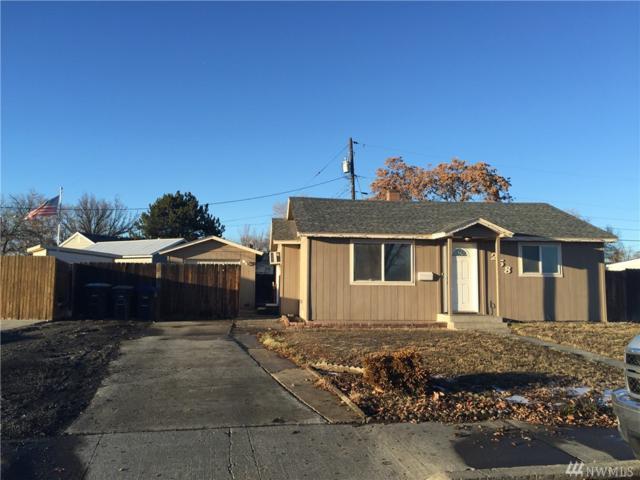 258 Knolls Vista Dr, Moses Lake, WA 98837 (#1229354) :: Homes on the Sound