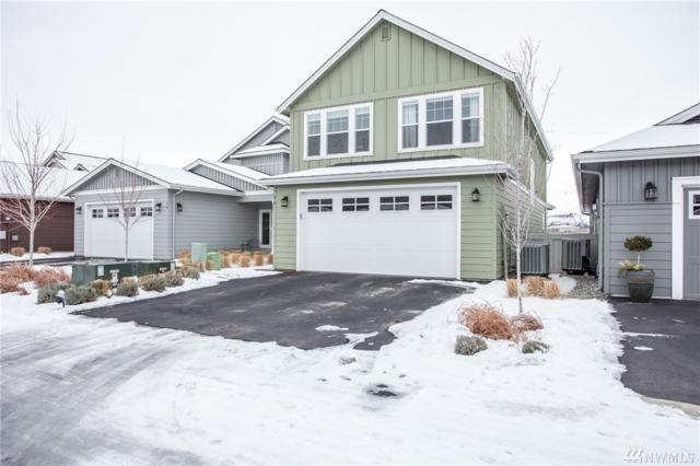 2452 NW Columbia #15, East Wenatchee, WA 98802 (#1229932) :: Nick McLean Real Estate Group