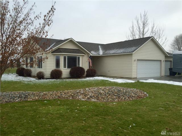 4955 Brent Rd NE, Moses Lake, WA 98837 (#1229970) :: Homes on the Sound