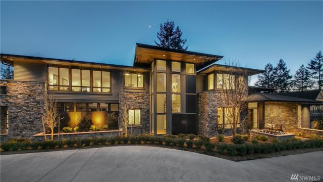 9437 NE 5th St, Bellevue, WA 98004 (#1230345) :: Homes on the Sound