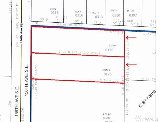12816 156th Ave SE, Renton, WA 98059 (#1230570) :: Homes on the Sound