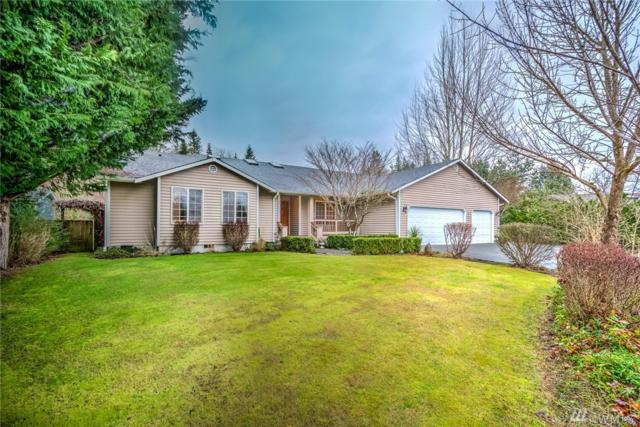 25419 137th St SE, Monroe, WA 98272 (#1230629) :: Homes on the Sound