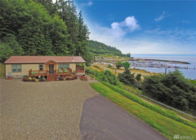83 Front St, Sekiu, WA 98381 (#1230681) :: Homes on the Sound