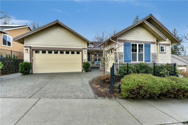 12607 Adair Creek Wy NE, Redmond, WA 98053 (#1231292) :: Homes on the Sound