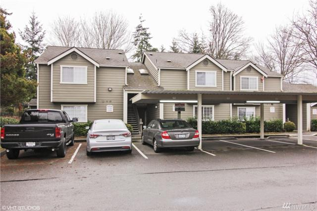 1805 S 284th Lane F102, Federal Way, WA 98003 (#1231496) :: Homes on the Sound