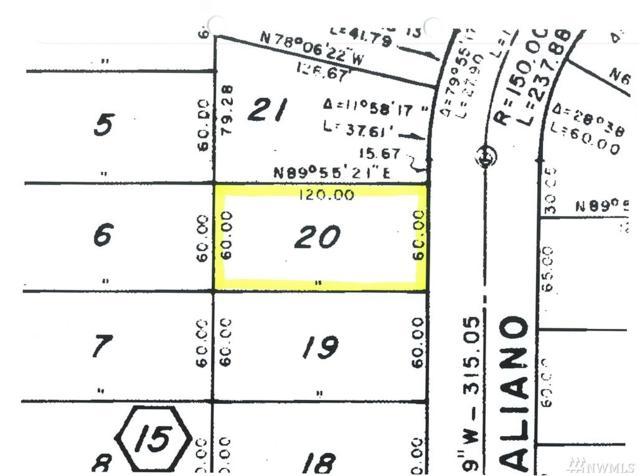 0-xxxx Galiano Dr, Ferndale, WA 98248 (#1232346) :: Tribeca NW Real Estate