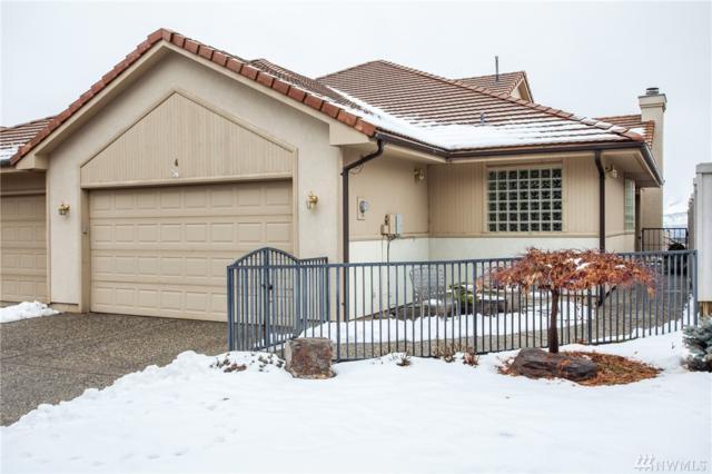 401 19th St NE #4, East Wenatchee, WA 98802 (#1232800) :: Nick McLean Real Estate Group