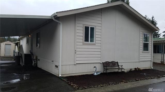 18425 NE 95th St #49, Redmond, WA 98052 (#1232963) :: The DiBello Real Estate Group