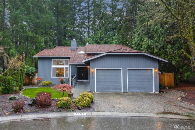 15315 25TH Dr SE, Mill Creek, WA 98012 (#1233121) :: The Madrona Group