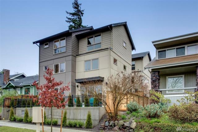 4718 8th Ave NE, Seattle, WA 98105 (#1233158) :: Homes on the Sound