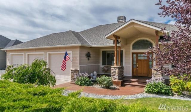 822 Briarwood Dr, East Wenatchee, WA 98802 (#1233428) :: Nick McLean Real Estate Group