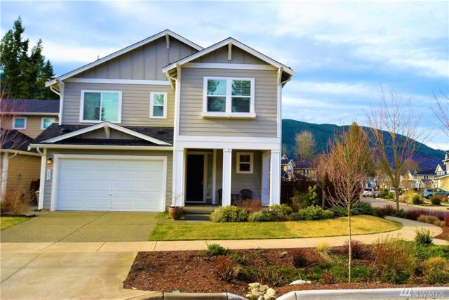 1201 Salish Ave SE, North Bend, WA 98045 (#1233733) :: Homes on the Sound
