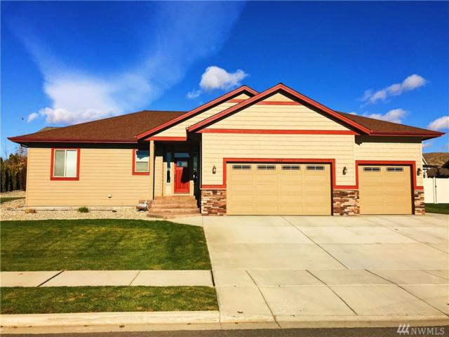434 Laurie Dr, Wenatchee, WA 98801 (#1233783) :: Nick McLean Real Estate Group