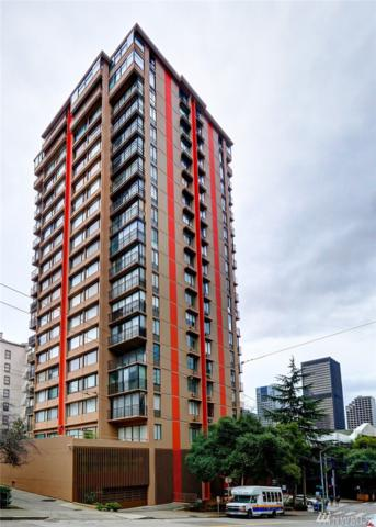 1120 8th Ave #1702, Seattle, WA 98101 (#1234183) :: Homes on the Sound