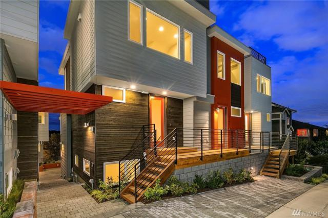 1226-C 5th Ave N, Seattle, WA 98109 (#1234648) :: The Mike Chaffee Team