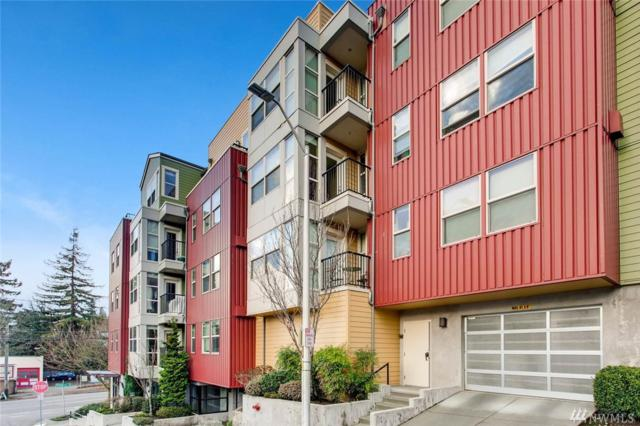 1310 N Lucas Place #401, Seattle, WA 98103 (#1235112) :: Alchemy Real Estate
