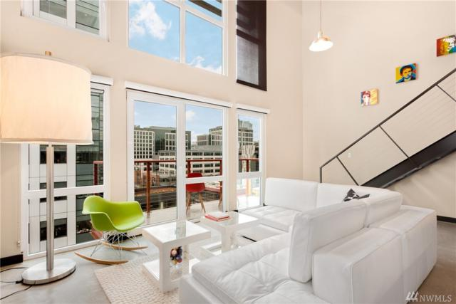 401 9th Ave N #604, Seattle, WA 98109 (#1235250) :: Alchemy Real Estate