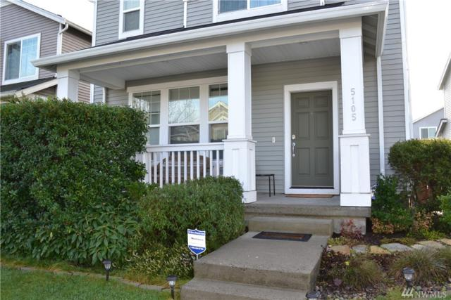 5105 S 214th Wy #103, Kent, WA 98032 (#1235588) :: Keller Williams - Shook Home Group