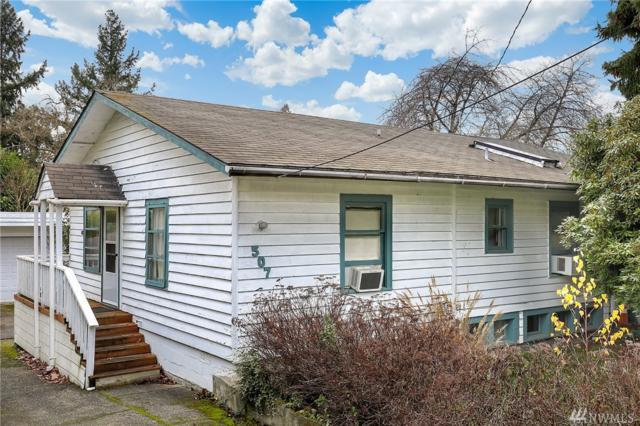 507 8th St S, Kirkland, WA 98033 (#1235747) :: The DiBello Real Estate Group