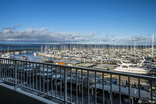 6535 Seaview Ave NW 611B, Seattle, WA 98117 (#1236017) :: The Snow Group at Keller Williams Downtown Seattle