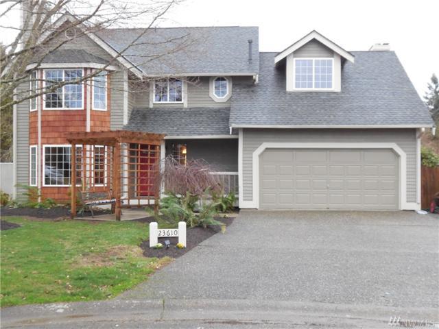 23610 138th Ave SE, Kent, WA 98042 (#1236063) :: Mosaic Home Group