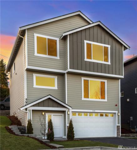 2704 S 120th Place Lot 9, Burien, WA 98168 (#1236172) :: The Snow Group at Keller Williams Downtown Seattle