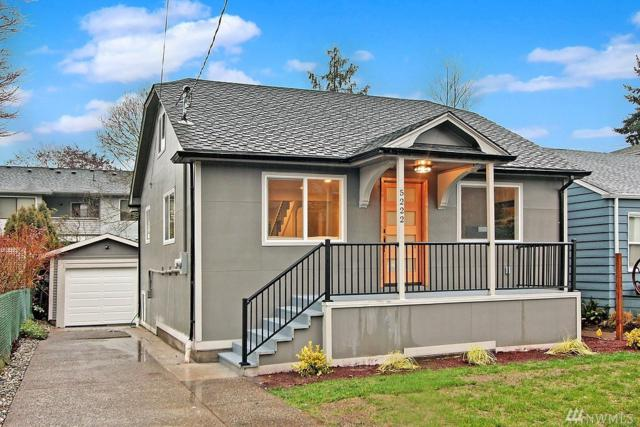 5222 39th Ave NE, Seattle, WA 98105 (#1236990) :: Homes on the Sound