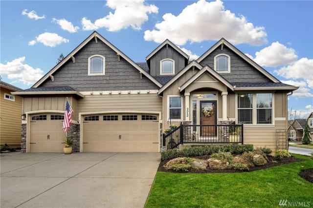 3012 NW View Rd, Vancouver, WA 98685 (#1237206) :: Homes on the Sound