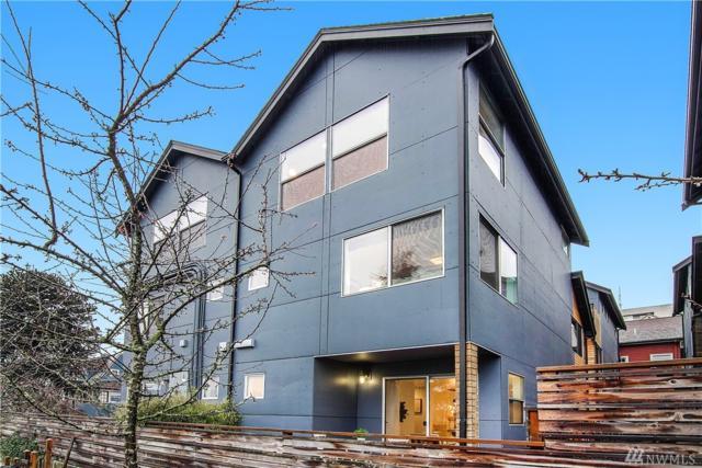 568 Galer St B, Seattle, WA 98109 (#1237400) :: The DiBello Real Estate Group