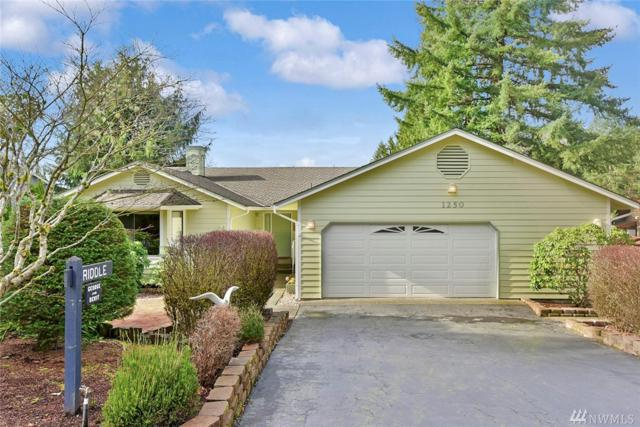 1250 E Old Ranch Rd, Allyn, WA 98524 (#1237433) :: Homes on the Sound
