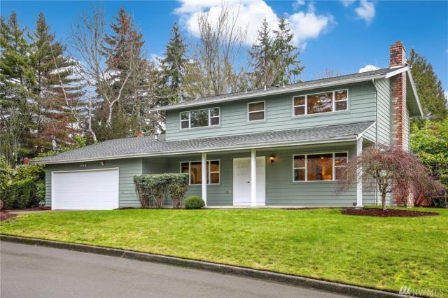 404 145th Ave NE, Bellevue, WA 98007 (#1237626) :: The DiBello Real Estate Group