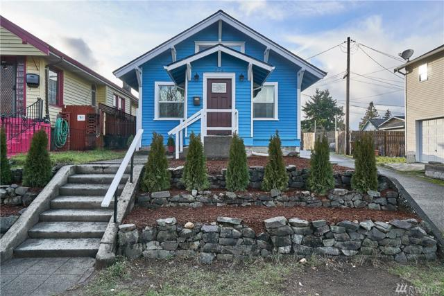 814 S Grant Ave, Tacoma, WA 98405 (#1237792) :: Homes on the Sound