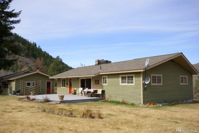 501 Lookout Place, Twisp, WA 98856 (#1237931) :: Keller Williams - Shook Home Group