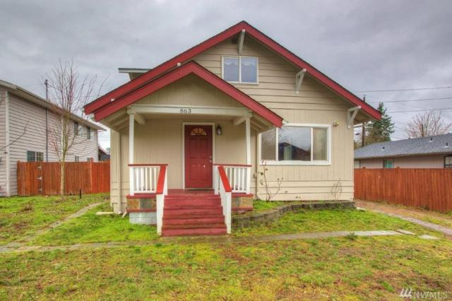 863 S 85th St, Tacoma, WA 98444 (#1237954) :: Homes on the Sound
