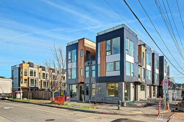 706 S Willow St, Seattle, WA 98108 (#1238162) :: Homes on the Sound