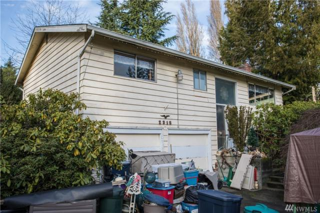 2316 N 158th St, Shoreline, WA 98133 (#1239000) :: Homes on the Sound