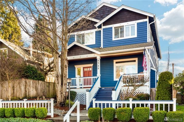 4349 SW Mills St, Seattle, WA 98136 (#1239511) :: Homes on the Sound