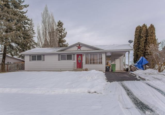 101 W Poplar St, Waterville, WA 98858 (#1239568) :: Homes on the Sound