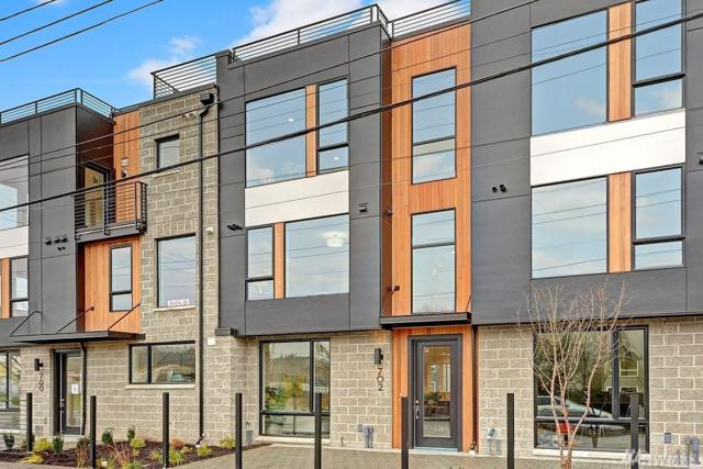 702 S Willow St, Seattle, WA 98108 (#1239767) :: Homes on the Sound