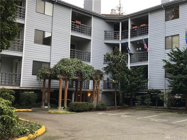 710 N 160th St B206, Shoreline, WA 98133 (#1239858) :: The DiBello Real Estate Group