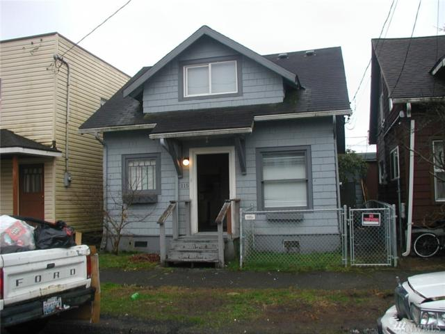 115 N D St, Aberdeen, WA 98520 (#1239891) :: Homes on the Sound