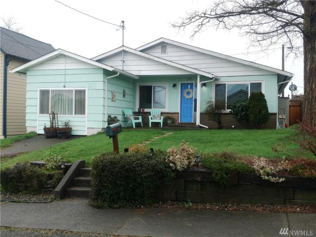 529 S 4th St, Montesano, WA 98563 (#1239908) :: Homes on the Sound