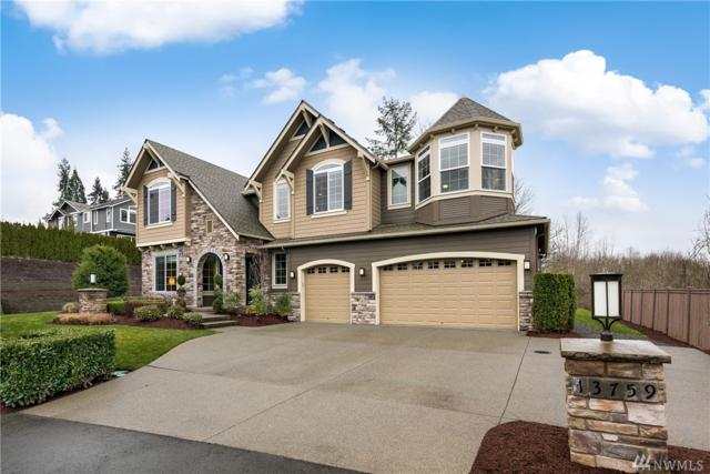 13759 SE 10th St, Bellevue, WA 98005 (#1240127) :: Homes on the Sound