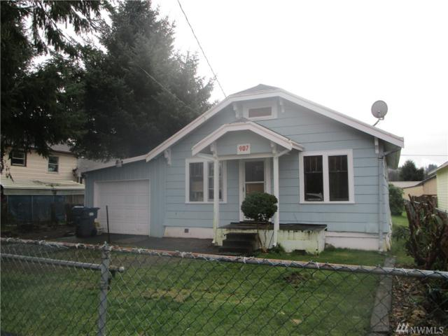 907 W Stockwell, Aberdeen, WA 98520 (#1240193) :: Homes on the Sound