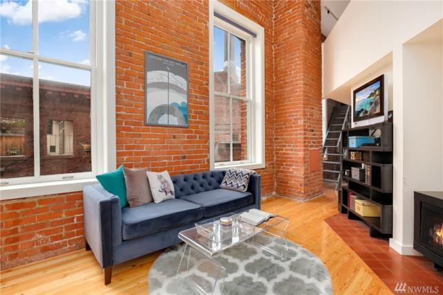 606 Post Ave #203, Seattle, WA 98104 (#1240309) :: Homes on the Sound