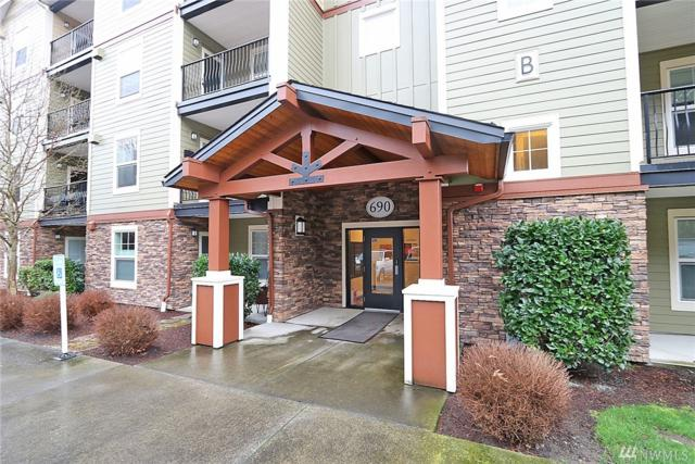 690 32nd St B411, Bellingham, WA 98225 (#1240376) :: Brandon Nelson Partners