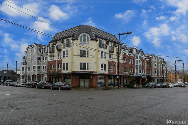 812 5th Ave N #208, Seattle, WA 98109 (#1240378) :: The DiBello Real Estate Group